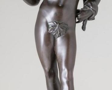 Internationaler Museumstag: Apollo mit den zwei Inschriften