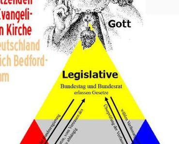 Bedford-Strohm: Der Liebe Gott hat der Bundesrepublik Deutschland einen Auftrag erteilt.
