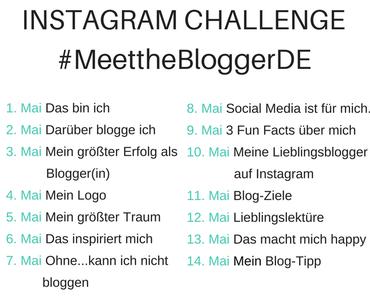 #MeettheBloggerDE 2017