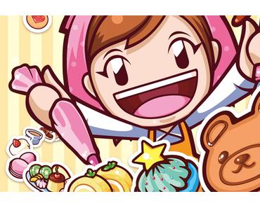 Leckereien am laufenden Band –  Cooking Mama – Sweet Shop! für den 3DS