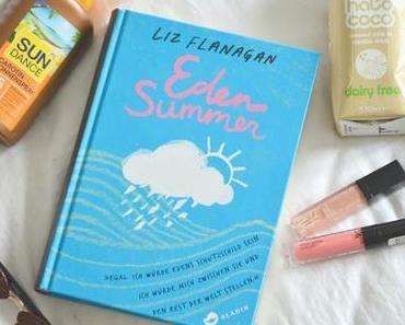Eden Summer - Liz Flanagan