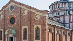Mailand Antike Bauwerke, Navigli Sonntagsflohmarkt Kunst, Kitsch Trödel