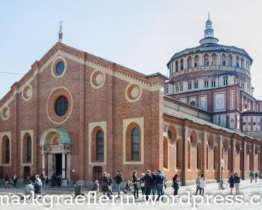 Mailand – Tag 2: Antike Bauwerke, Navigli und Sonntagsflohmarkt mit Kunst, Kitsch und Trödel