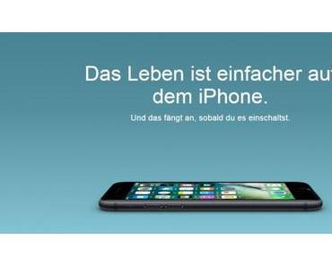 Von Android zum iPhone wechseln