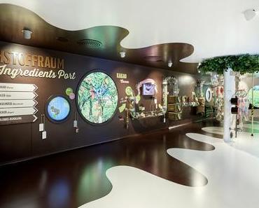 Maestrani's Chocolarium – Simple inszeniert die Schokoladenfabrik des Glücks
