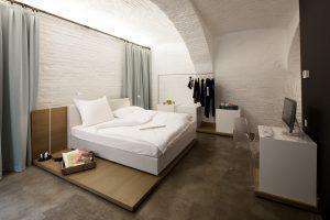 Wiens Grätzl als Hotellobby
