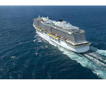 AIDA´s neuestes Kreuzfahrtschiff Buchungsstart beginnt