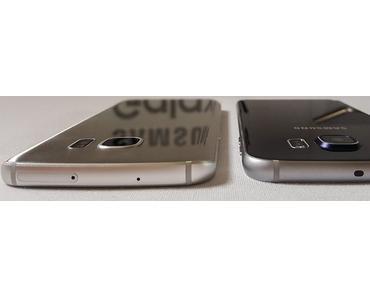 Galaxy S6 und S7 im Standby ohne Mobilfunk-Verbindung