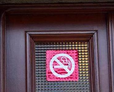 Buschenschank für Raucher …