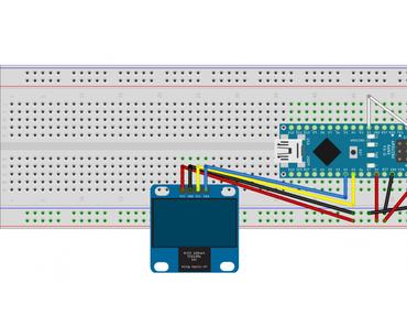 Arduino Temperatur Monitor