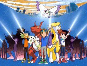 Review zu Digimon Tamers Volume 1 als DVD
