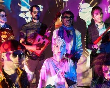 Happy Releaseday: The Heliocentrics – A World Of Masks // full Album stream + Xclusive Mix x Mixology