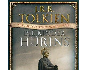 {Rezension} Die Kinder Húrins von J. R. R. Tolkien