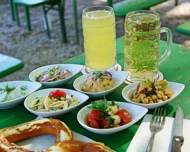KUGLER ALM in Oberhaching - +++ die beste Auszogne der Stadt +++ Obstgarten +++ kinderfreundlich +++ beste Biergartenschmankerl +++