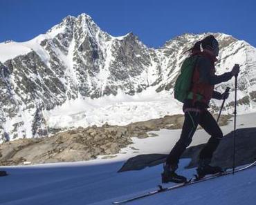 Jenseits der Logik: Skitour im Juni