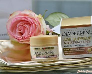 [Review] – Diadermine Age Supreme Ausstrahlung Tagescreme:
