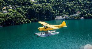 Nostalgische Höhenflüge am Comer See