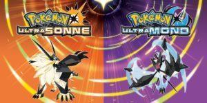 Pokémon Ultra Sonne & Ultra Mond angekündigt