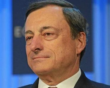 Mario Draghis schwachsinniger Nullzins geht weiter
