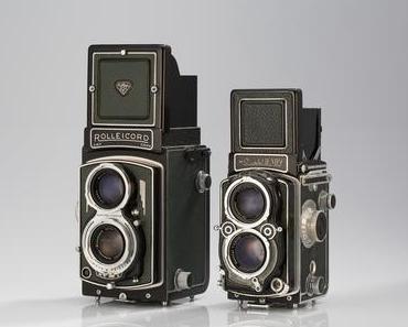 Das zweite Auge. Rollei und die Braunschweiger Fotoindustrie