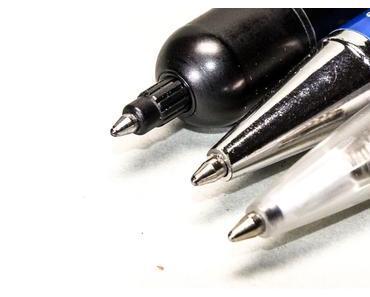 Tag des Kugelschreibers – der amerikanische National Ballpoint Pen Day