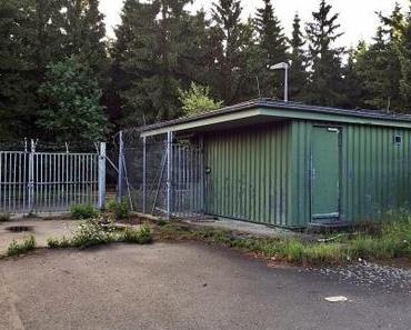Lost Places: US-Army Funkmast am Kolbenberg (Feldberg Taunus Relay Site)