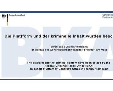 Darknet-Forum DiDW beschlagnahmt
