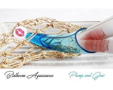 Biotherm Aquasource - Plump & Glow - Lippenbalsam  - voluminöse Lippenpflege