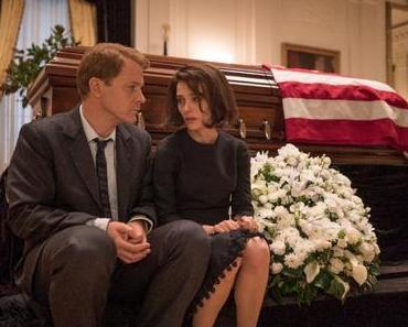 Natalie Portman setzt in JACKIE einer ehemaligen First Lady ein Denkmal
