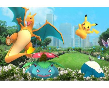 Pokémon Go: Warten auf Arena-Update