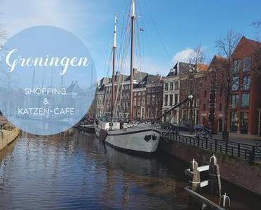 Städtetrip Groningen - Shopping & Katzen-Cafe
