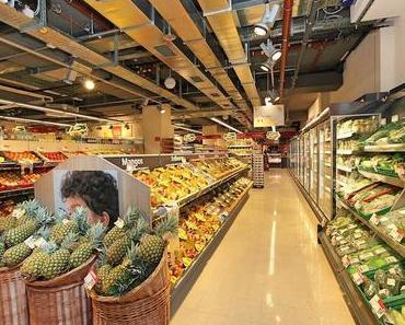 REWE City am Hauptbahnhof – der etwas andere Supermarkt - + + + 11.000 Produkte ++ ca. 2.000 Marktneuheiten ++ koscheres Sortiment + + +