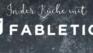 Fabletics Deutschland bringt Kochbuch kostenlosen Fitness Rezepten