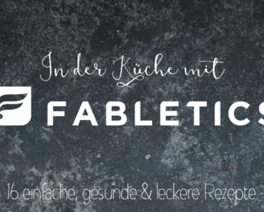 Fabletics Deutschland bringt Kochbuch mit kostenlosen Fitness Rezepten