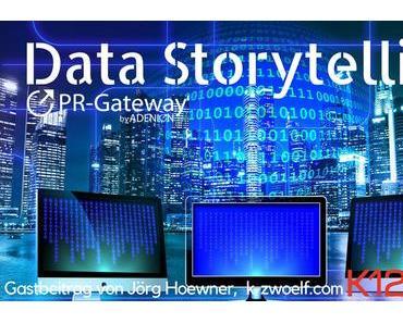 Data Storytelling: Möglichkeiten und Einsatzbereiche in der PR