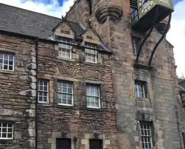 Edinburgh, die freundliche Hauptstadt Schottlands