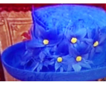 Der Europa-Hut der Queen