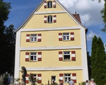 Kunst-und Gartenaustellung auf Schloss Sorg