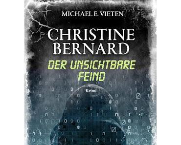 Rezension: Der unsichtbare Feind - Krimi von Michael E. Vieten