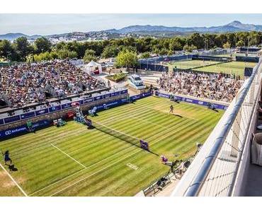 Dramatik pur beim Comeback von Victoria Azarenka bei den Mallorca Open