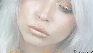 |Look Review| Glowy Summer Look Morphe Copper Spice Palette