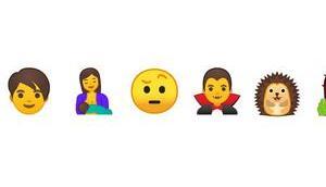 Unicode kommt neuen Emojis