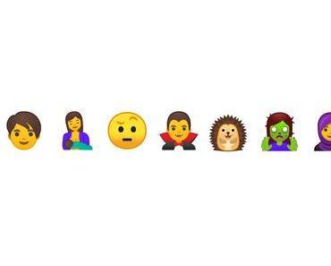 Unicode 10 kommt mit 56 neuen Emojis