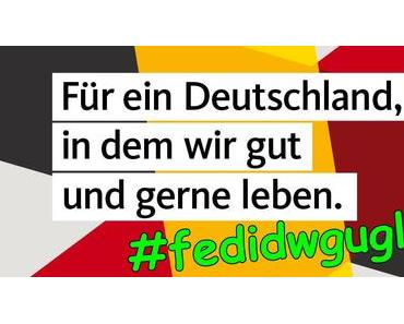 Unter #fedidwgugl finden Sie das Neuland der CDU