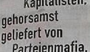"""Hartz4 """"Sparen"""" Ärmsten?"""