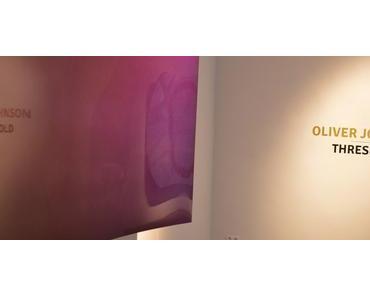 Oliver Johnson in der Gerhardt Braun Gallery