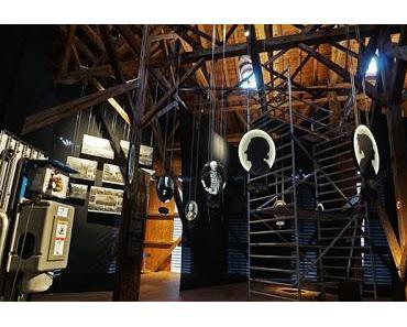 Textilturm wird Hexenmuseum