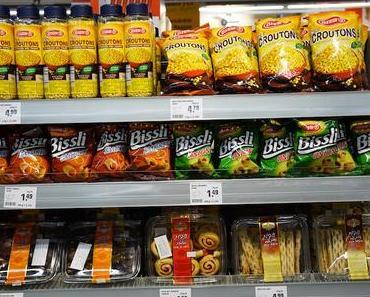 REWE City am Hauptbahnhof stockt kosheres Sortiment auf - + + + neues kosheres Sortiment ++ koshere Lebensmittel in umfangreichen Angebot + + +
