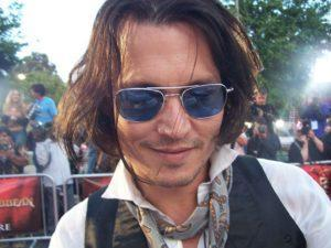 Johnny Depp Steckbrief