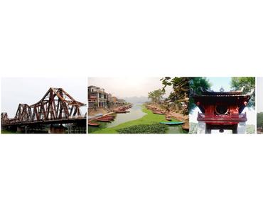 Highlights Sehenswürdigkeiten von Vietnam